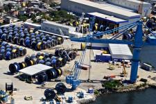 GE Oil & Gas inaugura base logística no Rio de Janeiro