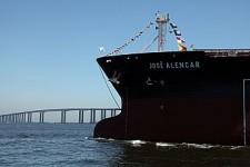 Transpetro põe em operação navio José Alencar