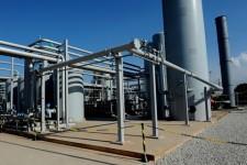 Refinaria da Petrobras gera energia com biogás do Aterro de Gramacho