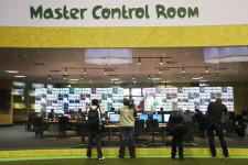 Centro de transmissão da Copa abriga 86 emissoras de rádio e TV