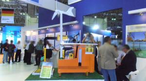 Mini-Turbina eólica