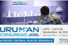 """11º Congresso URUMAN 2015 """"Capacitação Contínua, Pilar do Desenvolvimento"""""""