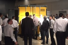 Atlas Copco lança gerador nacional TwinPowerTM,   que será exportado para Europa, Ásia e Américas
