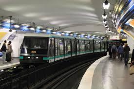 Linha 4 Metro Paris