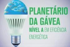 Planetário é a primeira instituição do Rio a conquistar etiqueta de eficiência energética