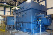 WEG produz o maior turbogerador do setor Sucroenergético brasileiro
