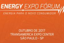 Eficiência Energética, Geração Distribuída e o Mercado Livre de Energia estarão em pauta no ENERGY EXPO FÓRUM, evento do novo consumidor de energia
