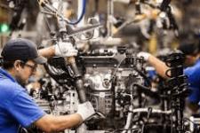Produção industrial cresce e registra melhor desempenho desde 2013