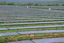 Claro inaugura complexo solar fotovoltaico.