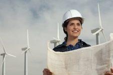 Energia feminina para o mercado de engenharia