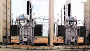 WEG amplia linha de produtos e passa a ofertar reatores de 550kV