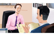 Justiça aceita justa causa por mentira no currículo