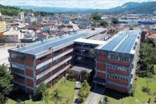 Universidade em SC dá exemplo ao se tornar a primeira do País a gerar a própria energia