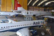 TAP fecha unidade de manutenção de aviões em Porto Alegre