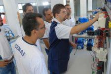 Senai abre matrículas para cursos técnicos presenciais e cursos técnicos a distância