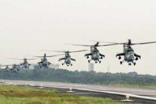 Rússia abre serviço de manutenção técnica de helicópteros Mi-35M no Brasil