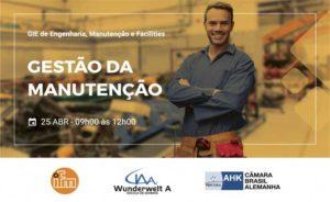 Câmara Brasil-Alemanha retoma atividades na área de Engenharia, Manutenção e Facilities