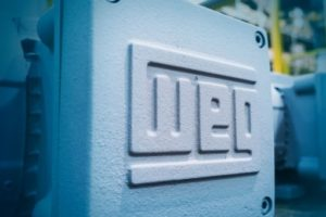 WEG cria nova estrutura de software em direção à indústria 4.0