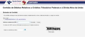 Receita Federal prorroga prazo de validade de Certidões Negativas de Débitos